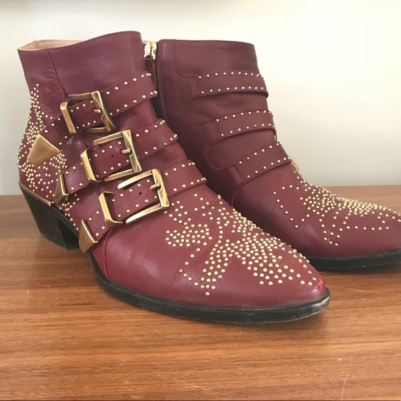 ad3b97d20e7 Chloe Shoes - ⚡️FLASH SALE⚡ ✨AUTHENTIC✨ Chloe Susanna Boots